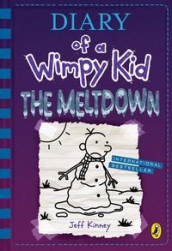 The meltdown av Jeff Kinney (Heftet)