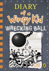 Wrecking ball av Jeff Kinney (Innbundet)