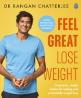 Omslag - Feel Great Lose Weight