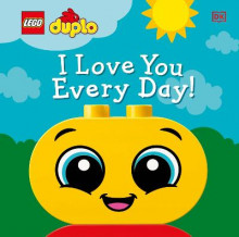 LEGO DUPLO I Love You Every Day! av Tori Kosara (Kartonert)
