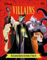Omslag - Disney Villains The Essential Guide New Edition