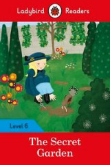 Omslag - The Secret Garden - Ladybird Readers Level 6
