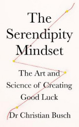 Omslag - The Serendipity Mindset