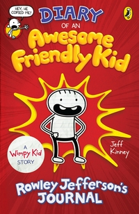 Diary of an Awesome Friendly Kid av Jeff Kinney (Heftet)