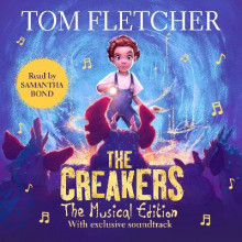The Creakers av Tom Fletcher (Lydbok-CD)