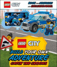 LEGO City Build Your Own Adventure Catch the Crooks av Tori Kosara (Innbundet)