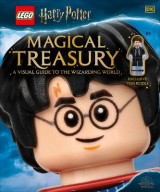 Omslag - LEGO (R) Harry Potter (TM) Magical Treasury