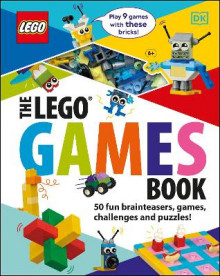 The LEGO Games Book av Tori Kosara (Innbundet)