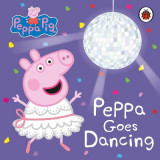 Omslag - Peppa Pig: Peppa Goes Dancing