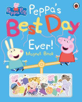 Omslag - Peppa Pig: Peppa's Best Day Ever