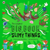 Omslag - The Ladybird Big Book of Slimy Things