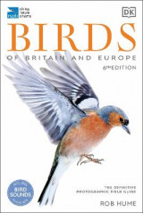 Omslag - RSPB Birds of Britain and Europe