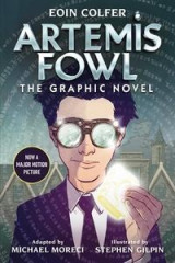 Omslag - Artemis Fowl: The Graphic Novel (New)