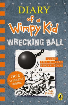 Wrecking ball av Jeff Kinney (Heftet)