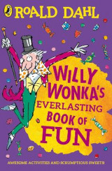 Omslag - Willy Wonka's Everlasting Book of Fun