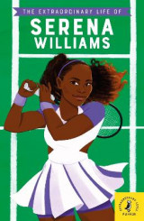 Omslag - The Extraordinary Life of Serena Williams