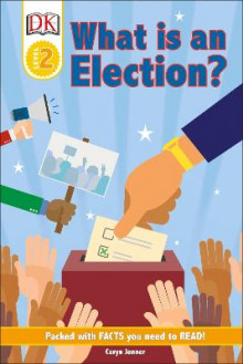 DK Reader Level 2: What Is An Election? av DK (Innbundet)