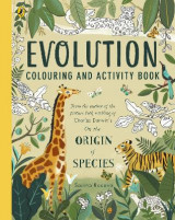 Omslag - Evolution Colouring and Activity Book