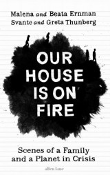Omslag - Our house is on fire