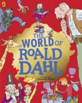 Omslag - The world of Roald Dahl