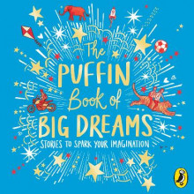 The Puffin Book of Big Dreams av Puffin (Lydbok-CD)