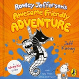 Omslag - Rowley Jefferson's Awesome Friendly Adventure