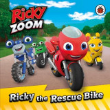 Omslag - Ricky Zoom, the Rescue Bike