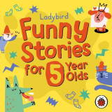 Omslag - Ladybird Funny Stories for 5 Year Olds