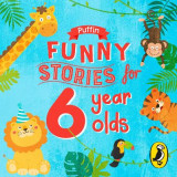 Omslag - Puffin Funny Stories for 6 Year Olds