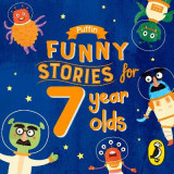Omslag - Puffin Funny Stories for 7 Year Olds