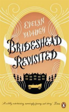 Brideshead revisited av Evelyn Waugh (Heftet)