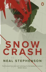 Omslag - Snow Crash