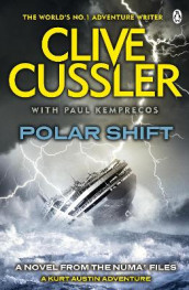 Polar Shift av Clive Cussler og Paul Kemprecos (Heftet)