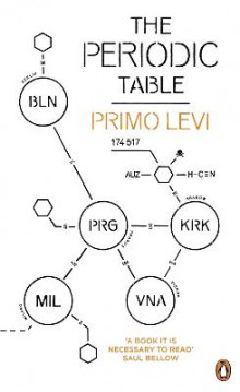 The Periodic Table av Primo Levi (Heftet)