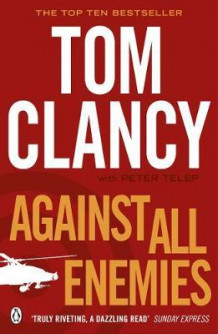 Against all enemies av Tom Clancy (Heftet)