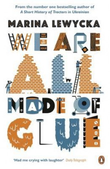 We are all made of glue av Marina Lewycka (Heftet)