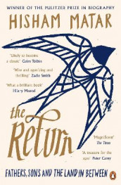 The Return av Hisham Matar (Heftet)