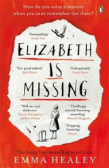 Omslag - Elizabeth Is missing