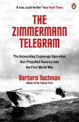 Omslag - The Zimmermann Telegram