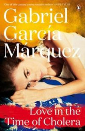 Love in the time of cholera av Gabriel García Márquez (Heftet)