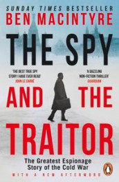 The spy and the traitor av Ben Macintyre (Heftet)