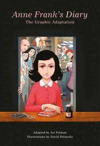Anne Frank's Diary: The Graphic Adaptation av Anne Frank (Heftet)