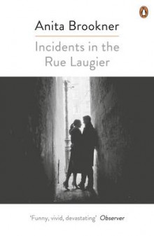 Incidents in the Rue Laugier av Anita Brookner (Heftet)