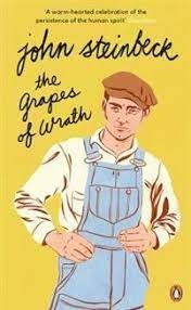 The Grapes of Wrath av Mr John Steinbeck (Heftet)