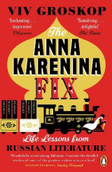 Omslag - The Anna Karenina Fix