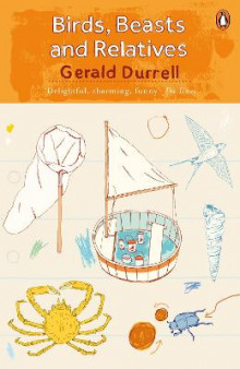 Birds, Beasts and Relatives av Gerald Durrell (Heftet)
