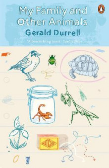 My Family and Other Animals av Gerald Durrell (Heftet)