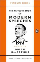 Omslag - The Penguin Book of Modern Speeches