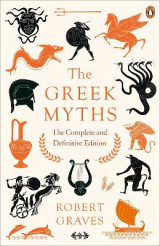 Omslag - The Greek Myths