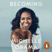 Becoming av Michelle Obama (Lydbok-CD)